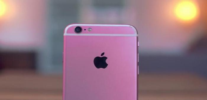iPhone 6S 新组件曝光 玫瑰金新颜色出现   极客早知道 2015 年 8 月 6 日