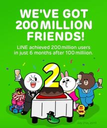 【今日看点】2 亿的 LINE 慢慢走向成熟