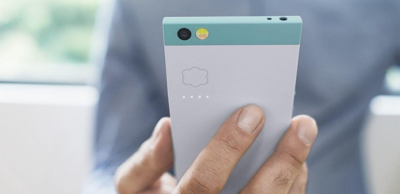 他离开了HTC,却带来了这款可能「颜值」最高的手机