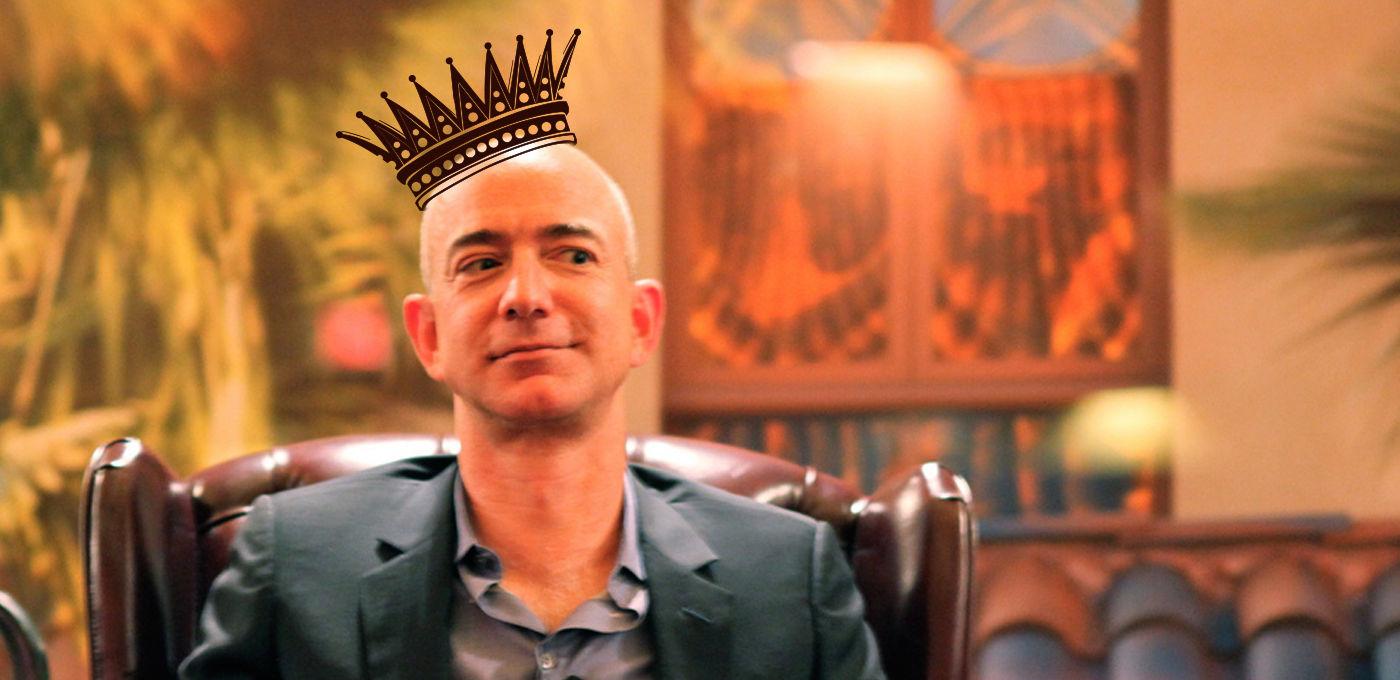 【完全极客养成指南】亚马逊如何吃掉一家公司