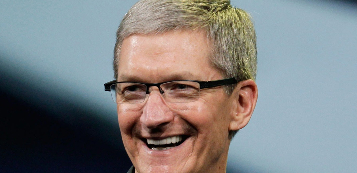 苹果市值首破 7000 亿美元   极客早知道 2014 年 11 月 26 日