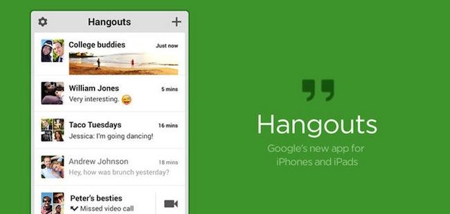 用 iPod 打 Hangouts 网络电话| 极客早知道2013年10月21日