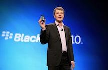 壮士断腕——RIM CEO 海因斯考虑出售 RIM 硬件部门