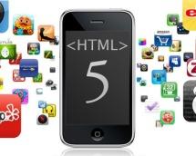 移动浏览器都爱 HTML5 ?