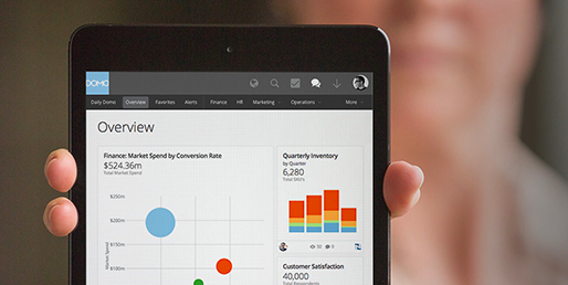 想要升职加薪,也许你应该看看Domo提供的「数据情报」