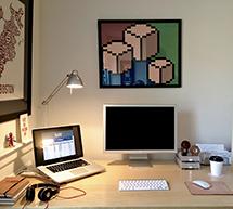 20 位顶级设计师的桌面环境