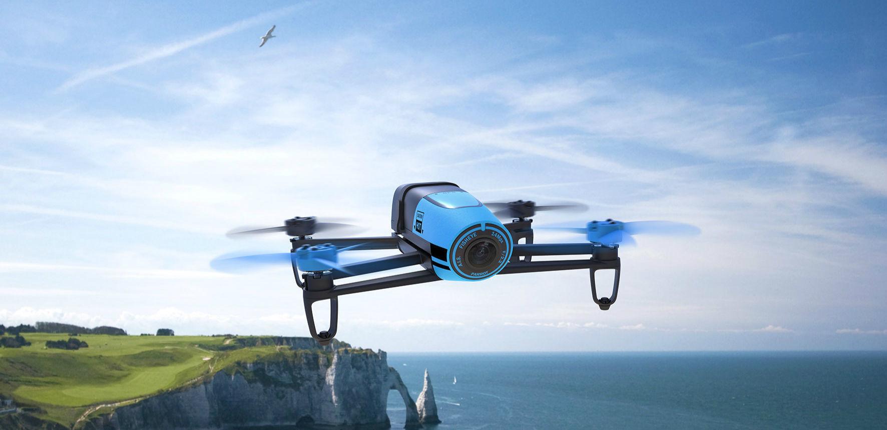 这家「不务正业」的法国公司,可能做出了最有趣的无人机