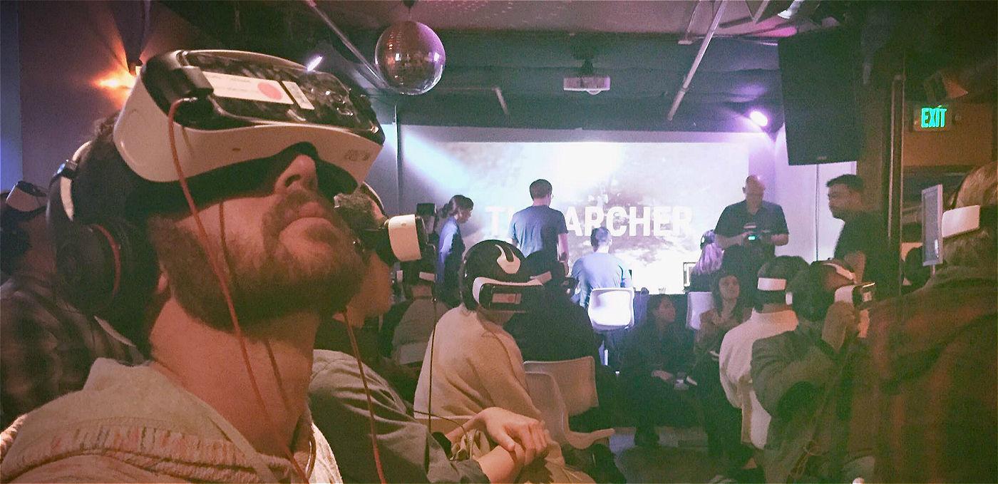 视频 | 在旧金山夜店参加世界首个VR电影节是怎样一种体验?