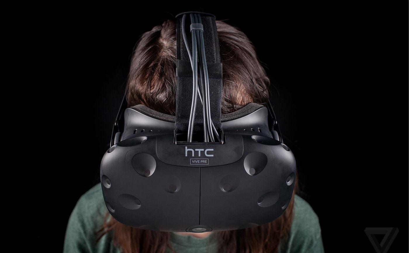 HTC Vive Pre 评测:内外兼修,值得期待