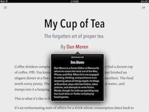 【每周一品】The Magazine:碎片化时代的深度阅读与电子杂志