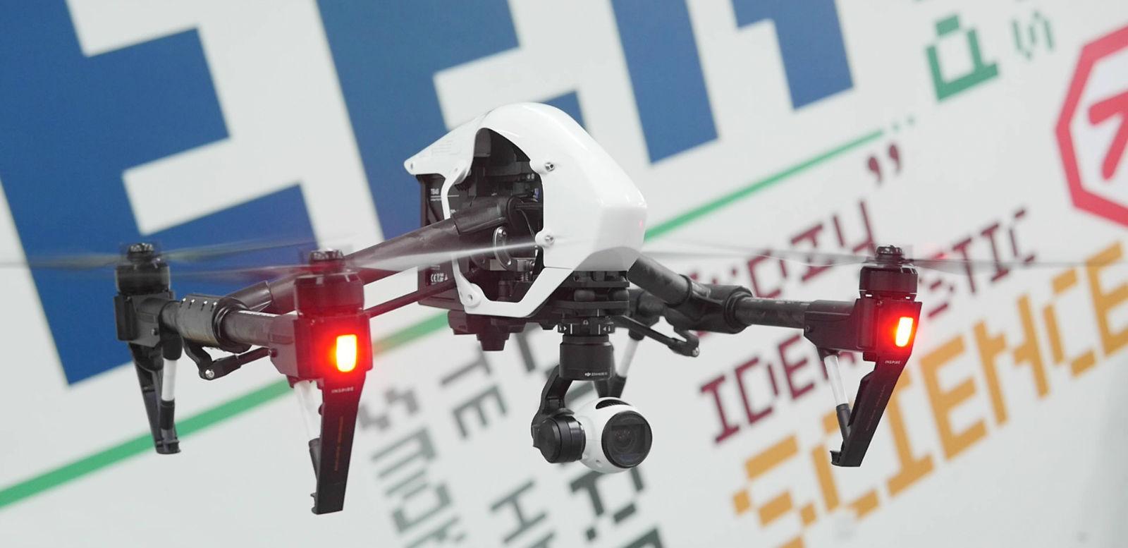 视频 | 让汪峰上头条的无人机跟它比都弱爆了