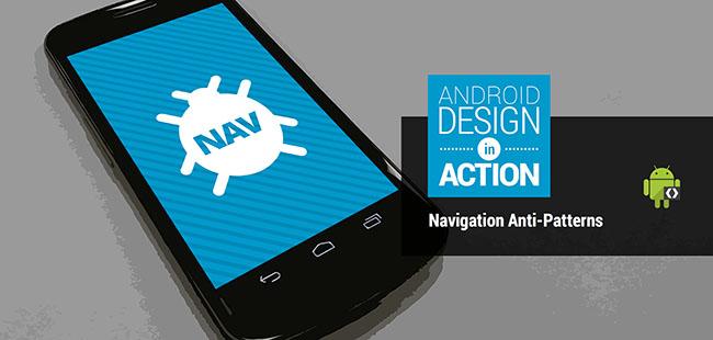 Android 应用中十大导航设计错误