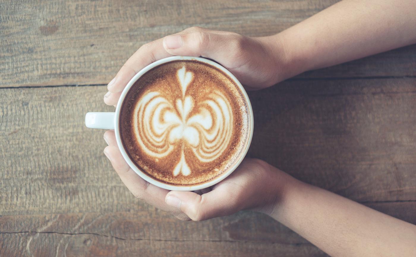 10 秒钟帮你在咖啡上画一个你喜欢的人