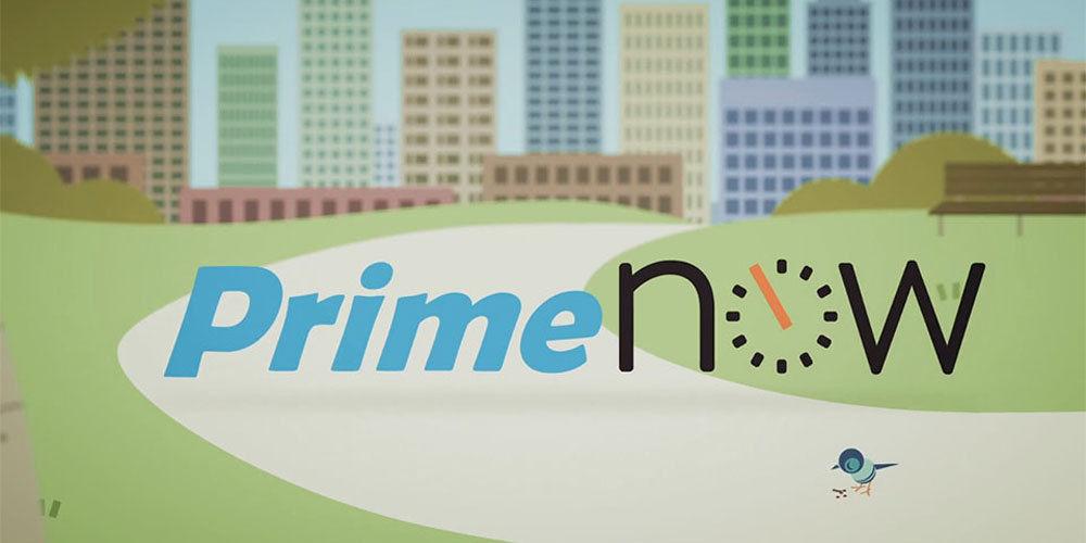 亚马逊在纽约推出 $7.99 一小时送货服务 | 极客早知道 2014 年 12 月 19 日