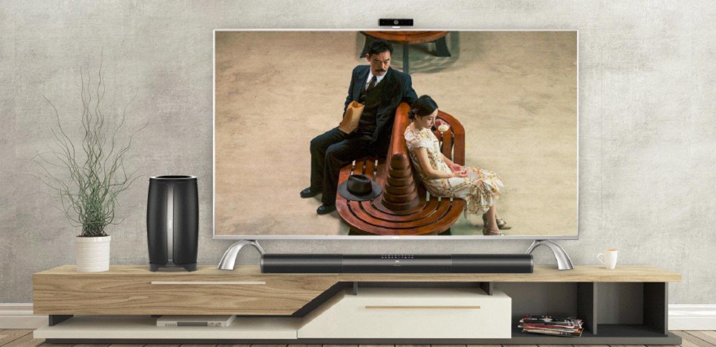 把骁龙 810「塞」到电视里?乐视发布第四代超级电视