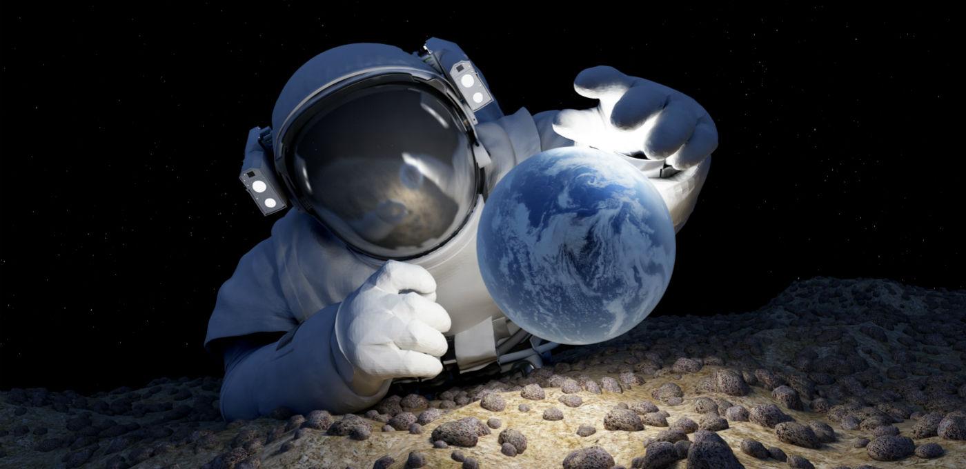 不用曲率引擎!点亮手机就能俯瞰地球、火星……