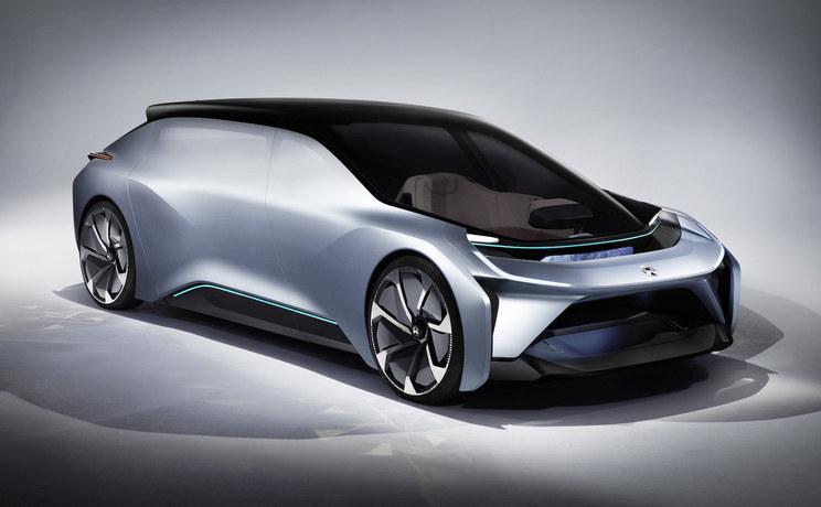 视频 | 又发布一款概念车,蔚来汽车也许只想先突破你的想象