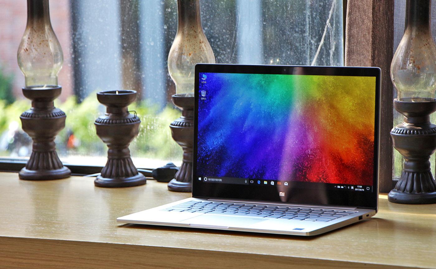 小米笔记本 Air 13.3 指纹版图赏:除了第七代酷睿处理器,还带来了 MX150 独显