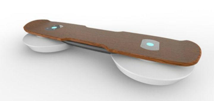 Arx Pax 的悬浮滑板2.0即将面世| 极客早知道 2015 年 10 月 16 日