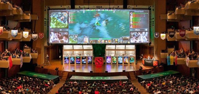 Dota也有「世界杯」:千万美金级电竞赛事养成记