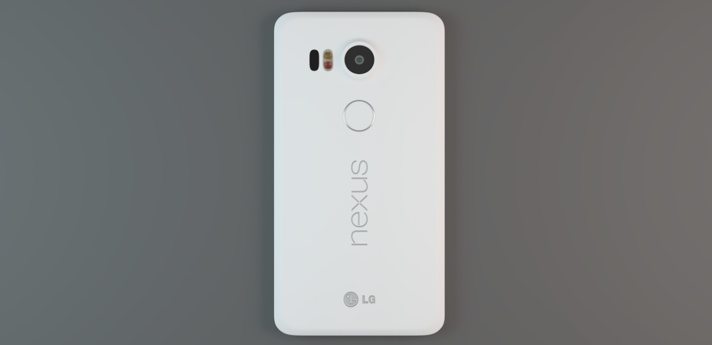 LG 2015 版 Nexus 5 新图出现 背面指纹识别已确认 | 极客早知道9月6日