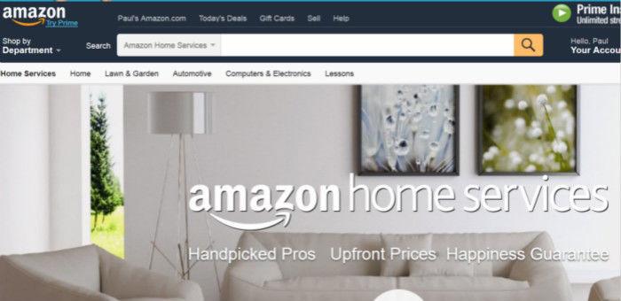 亚马逊想要成为你的家庭服务中介 | 极客早知道 2015 年 3 月 31 日