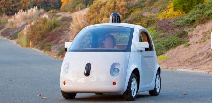 谷歌完成第一辆无人驾驶汽车原型 | 极客早知道 2014 年 12 月 23 日