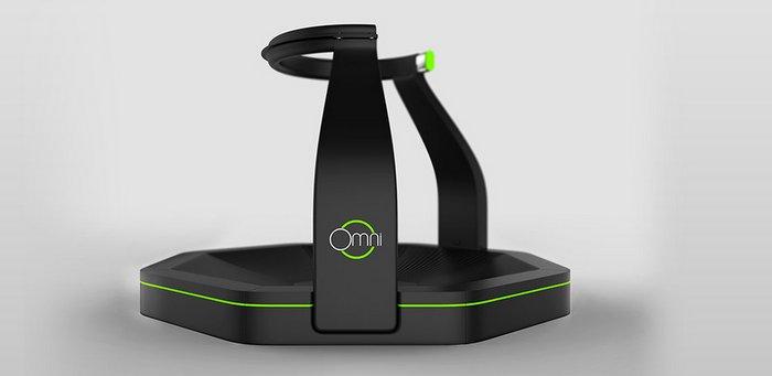 让你跑遍整个虚拟世界的方法 :Virtuix Omni