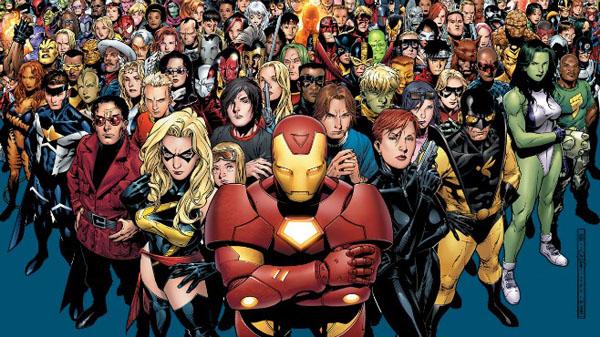 我在奇点大会遇见离未来最近的超级英雄们
