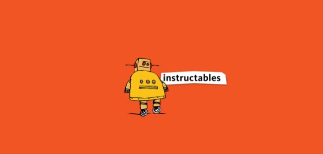 Instructables:创客们的的桃花源