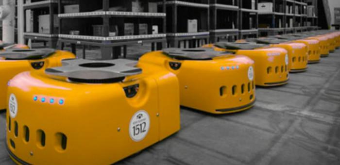亚马逊用万台机器人处理黒五订单 | 极客早知道 2014 年 12 月 2 日
