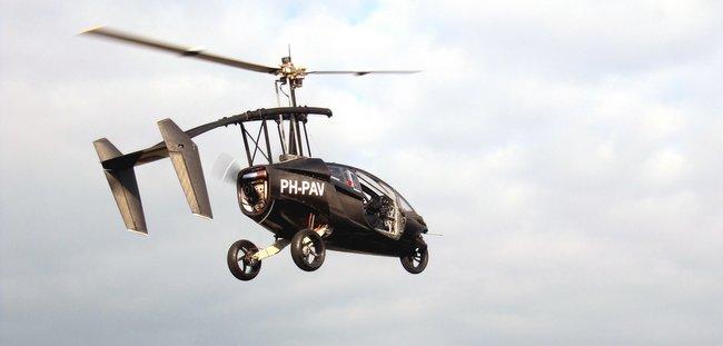 终于可以买到一辆能飞的汽车了