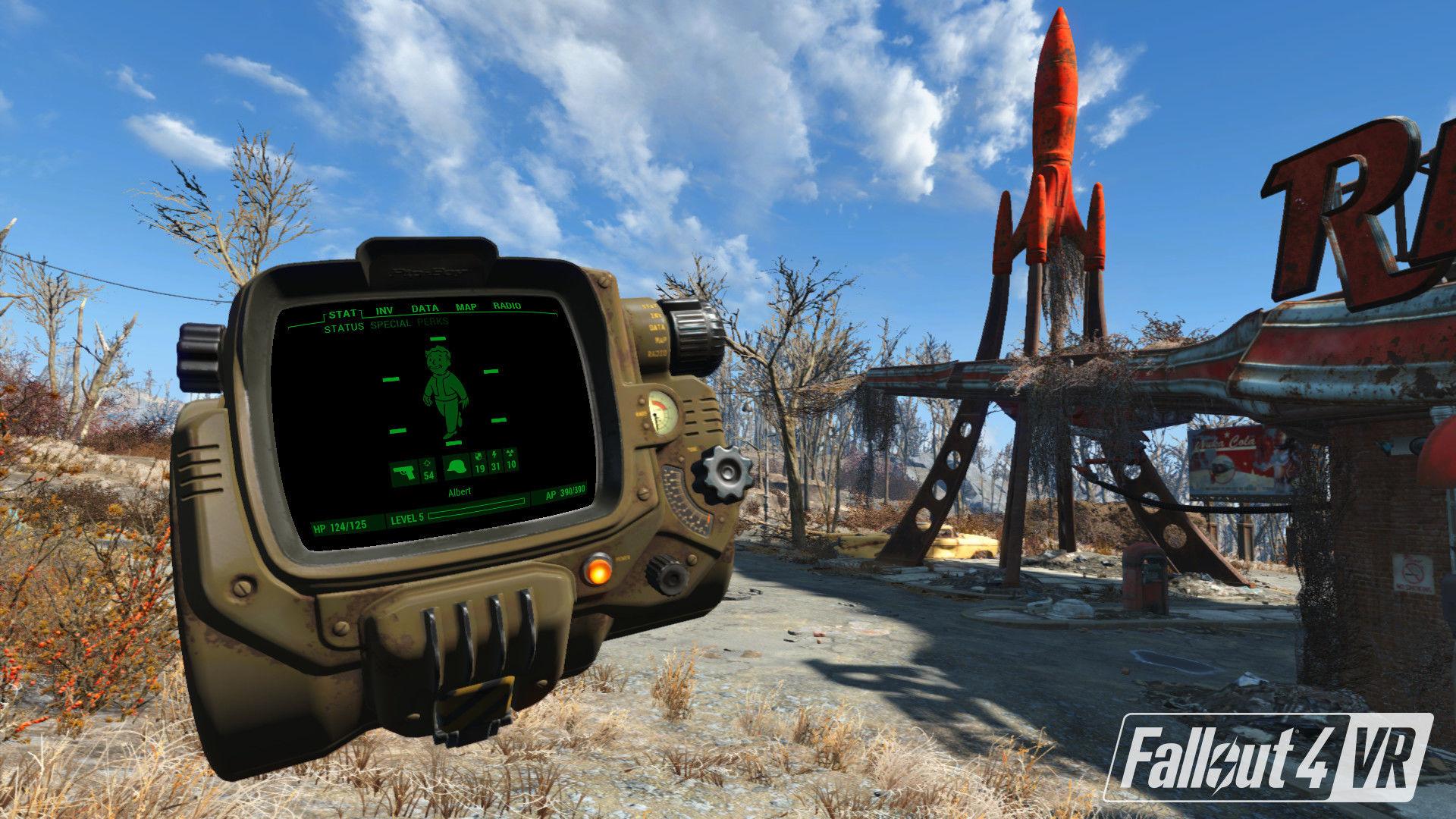 《辐射 4》VR 版体验,这才是「废土世界」的正确打开方式
