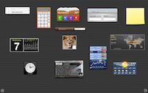 Dashboard 的萧条与桌面小组件的没落