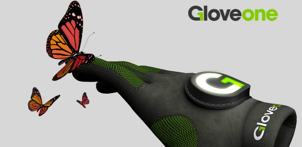 不只是看,这个手套还想让我们「触摸」一下虚拟世界