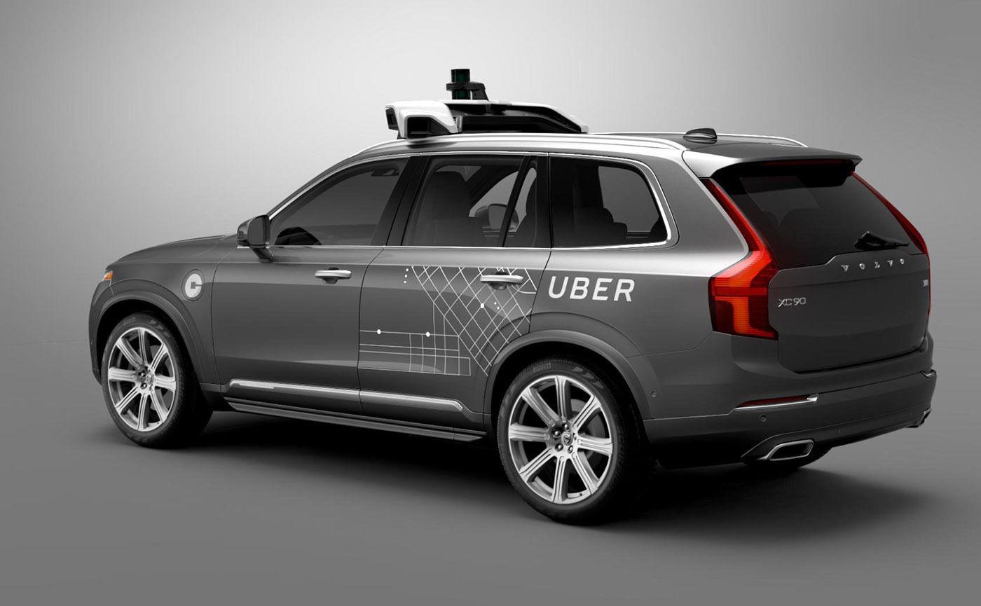 用 Uber 打到一辆自动驾驶车,这个月底就能实现了 | 极客早知道 2016 年 8 月 19 日
