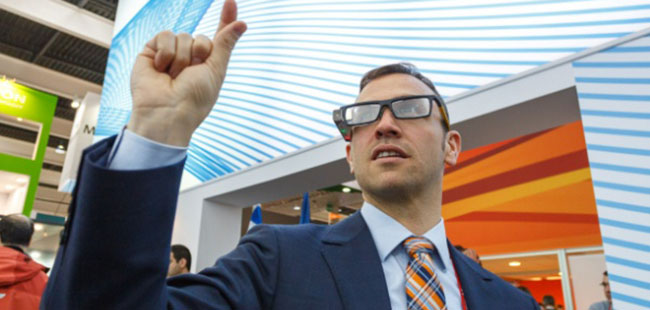 MWC大会上印象比较深刻的几个未来科技
