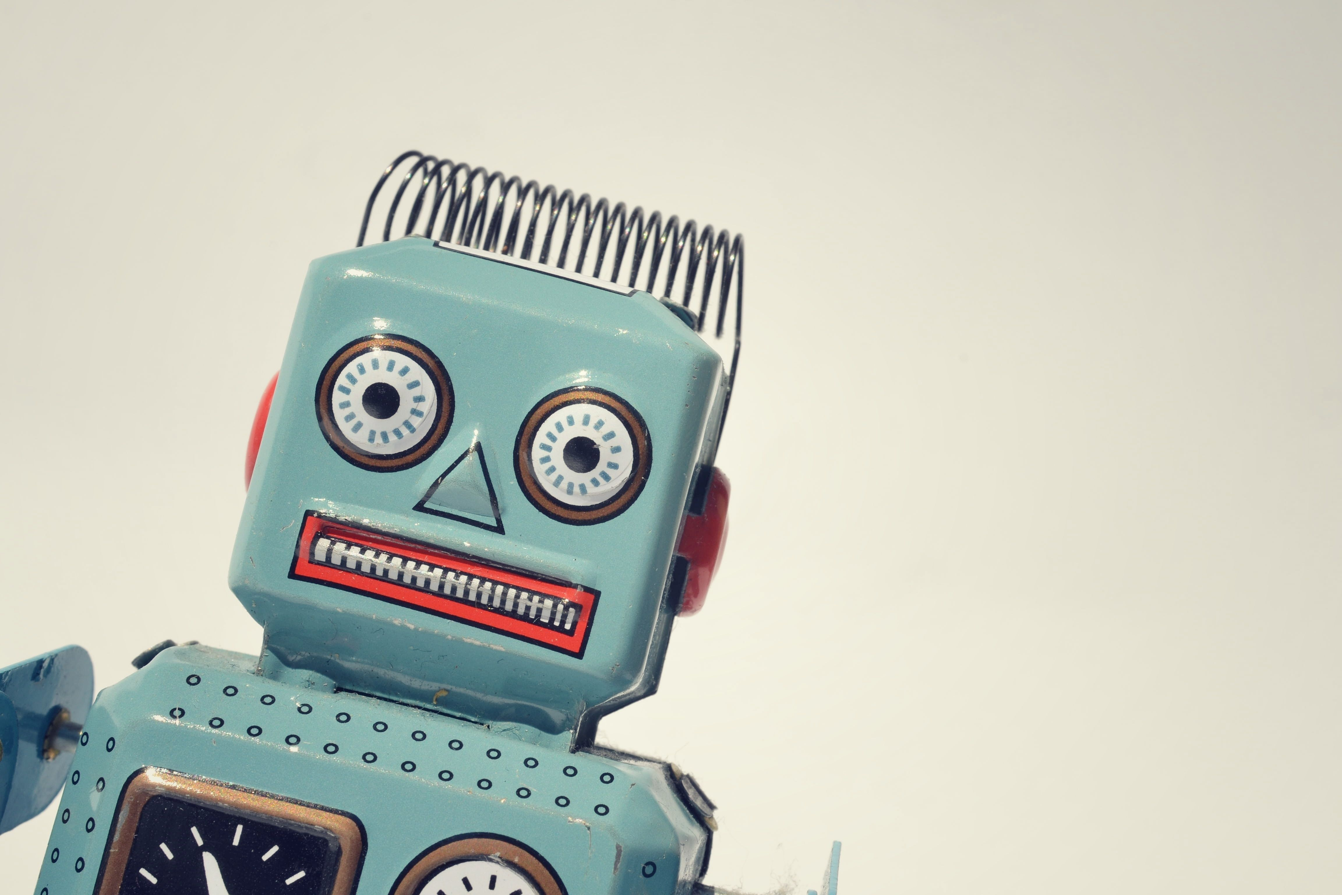 当我们谈论机器人的时候,我们到底该谈什么?