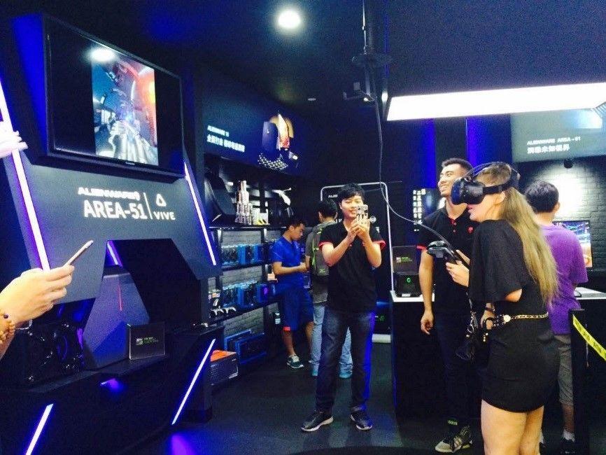 一切为了 VR?Alienware 在 ChinaJoy 上推出多款新品