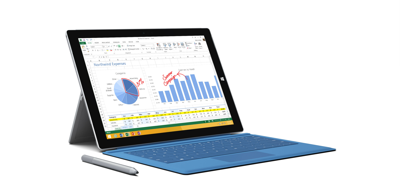 Surface Pro 3 :兼顾工作与娱乐的「利器」