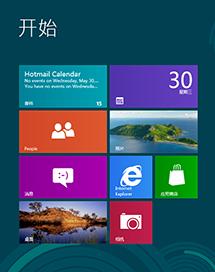 Windows 8 传统桌面的 Metro 化
