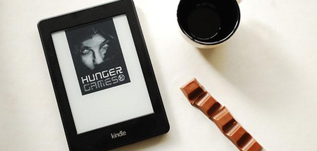 当我们在谈 Kindle 时我们在讨论什么