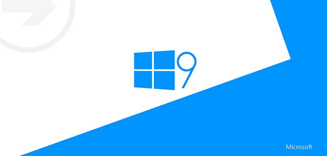 临界点 Windows 9  | 极客早知道 2014 年 1 月 13 日