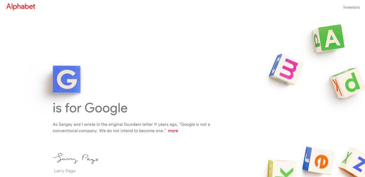 Google 结构重整,Sundar Pichai 担任「新 Google」CEO| 极客早知道 2015 年 8 月 11 日