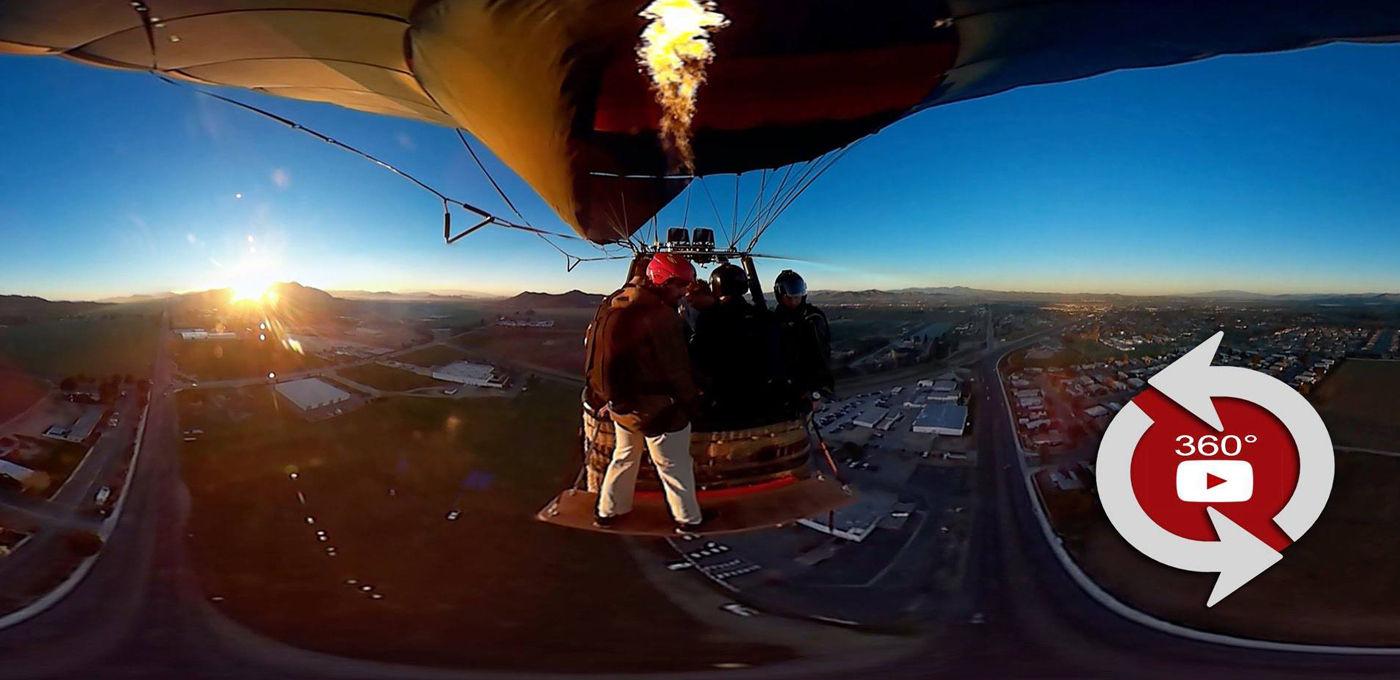 360度的视角下,我们看的视频和现实还有多远?