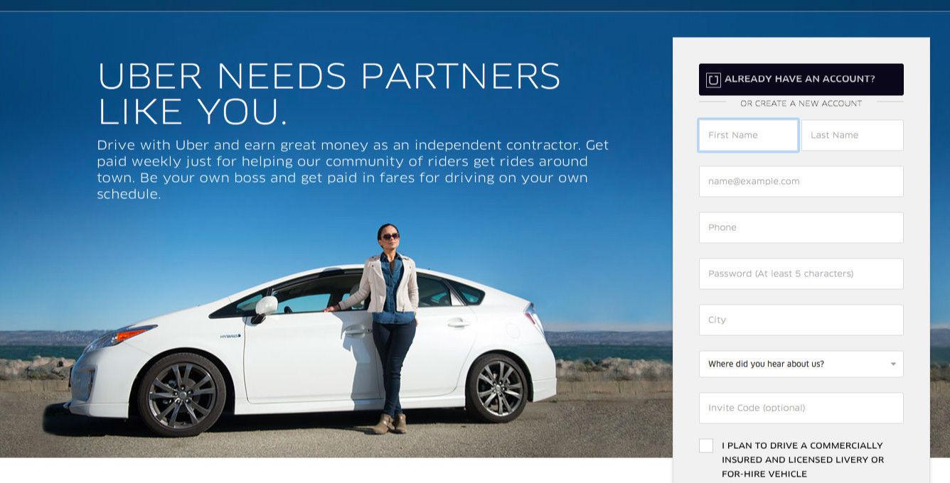 在美国做Uber司机是怎样一种体验