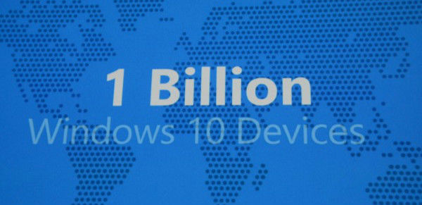 微软预计 Windows 10 三年覆盖十亿设备 | 极客早知道 2015 年 4 月 30 日