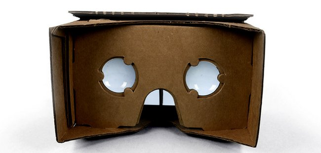 Google 带你做物理学手工:自制 VR 眼镜 Cardboard