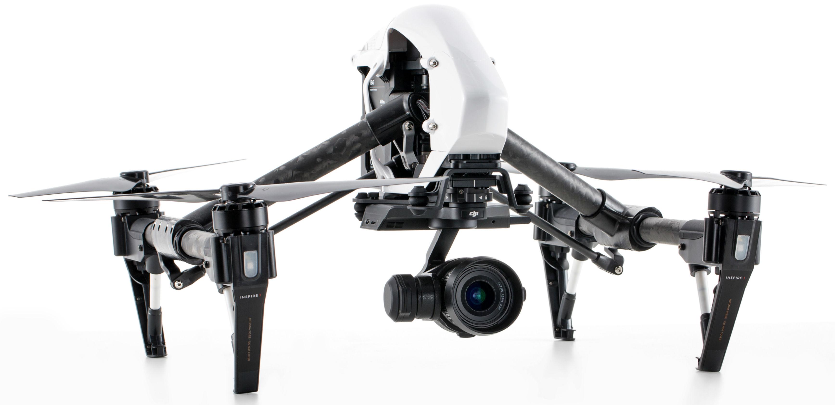 DJI 发布新款航拍相机禅思 X5 及 X5R