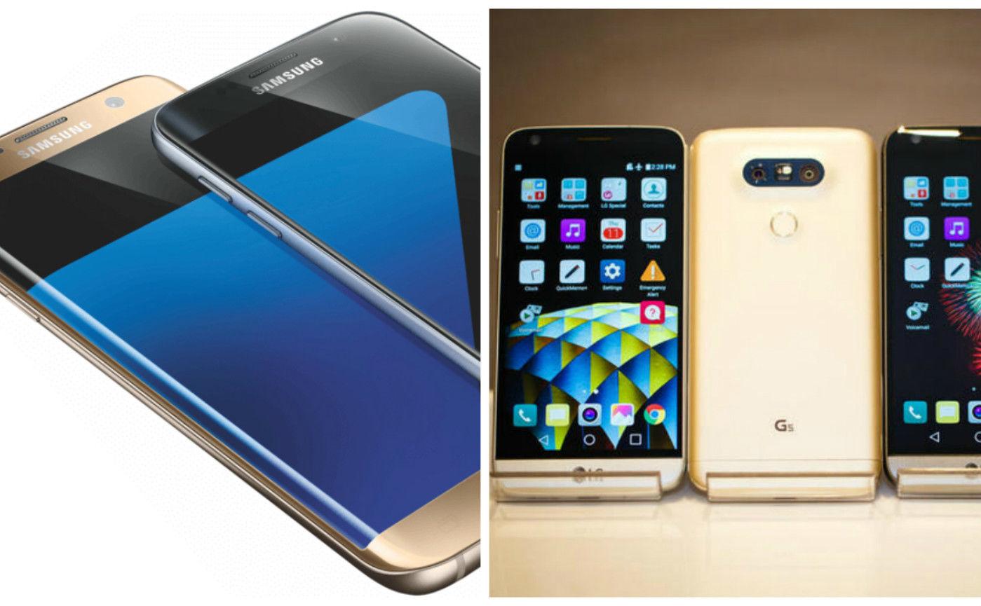 Galaxy S7 vs. LG G5:今年最令人期待的安卓手机大战正在巴塞罗那上演 | 极客早知道 2016 年 2 月 22 日